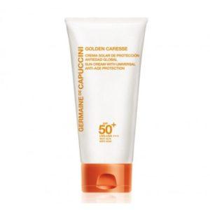 Crema solare protettiva antieta globale SPF 50+