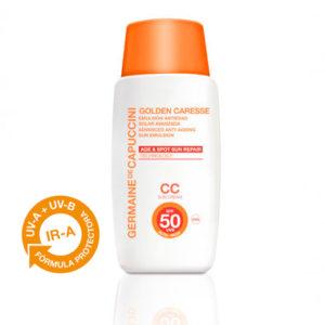 Emulsione fluida protettiva antieta globale SPF 50 CC